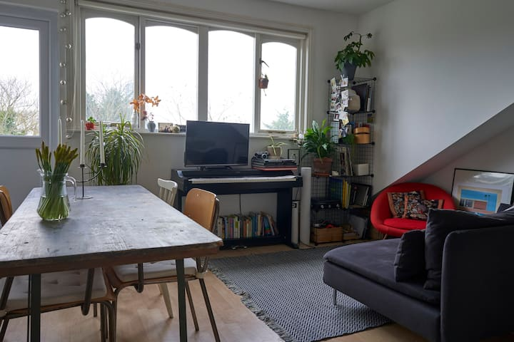 Bright and Cosy Flat with Terrace