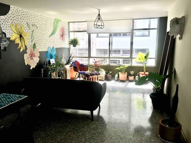 Departamento ecofriendly en Roma Norte | Condesa