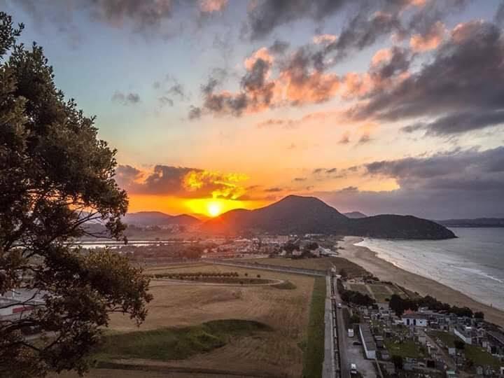 El paraiso de Berria. Apartamento a pie de playa