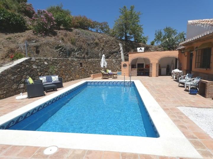 Vakantiehuis met zongarantie: Casa Almendra!!!
