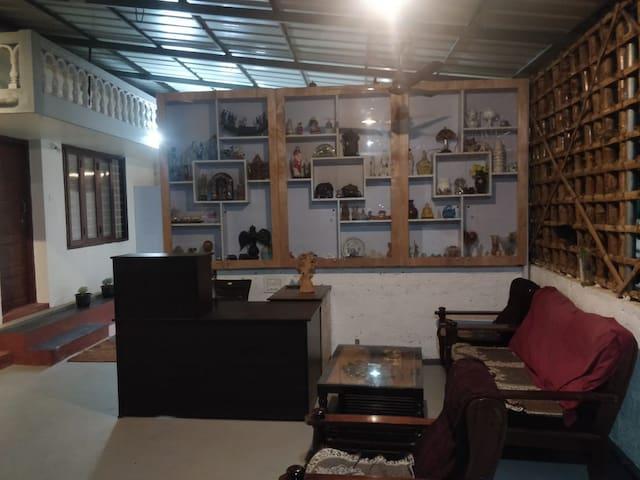 Nature villa  BUDGET QUAD ROOMS
