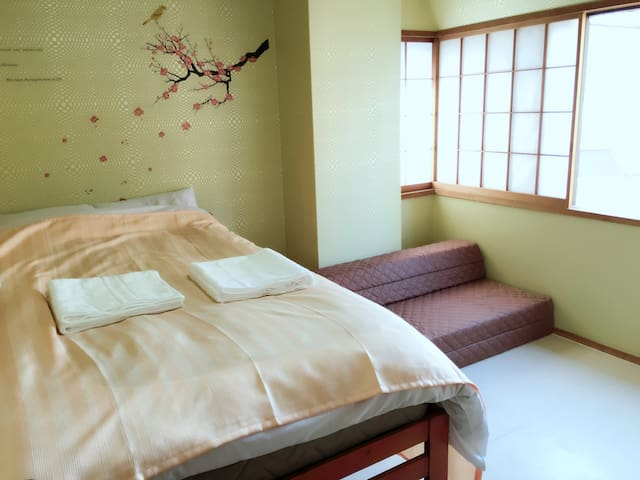 Tokyo netroom401 from Asakusabashi 8 mins by walk - Taitō-ku - Daire