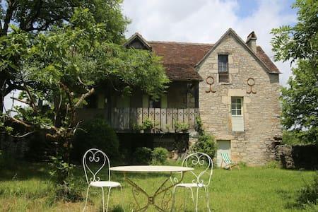 Maison détente entre Lot et Aveyron - La Capelle-Balaguier