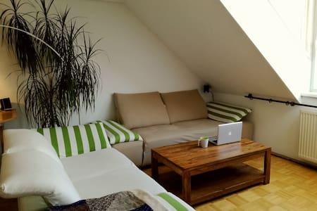 Modern - cosy - central living on 63m^2 - Graz - Társasház