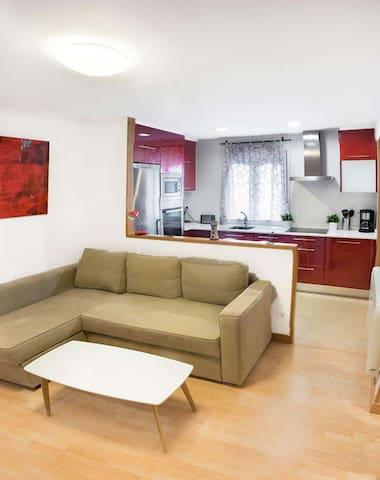 Apartamento Vitoria - Vitoria-Gasteiz - Lägenhet