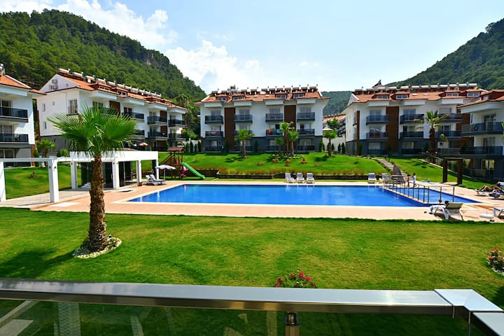 Likya Garden Residence- 2 Bedroom Luxury Apartment