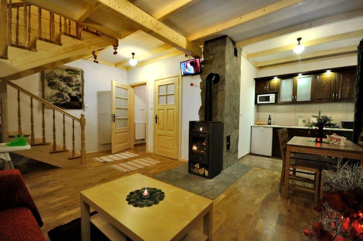Domki Klimatyczne Elżbieta Bochnak - Zakopane - Hus