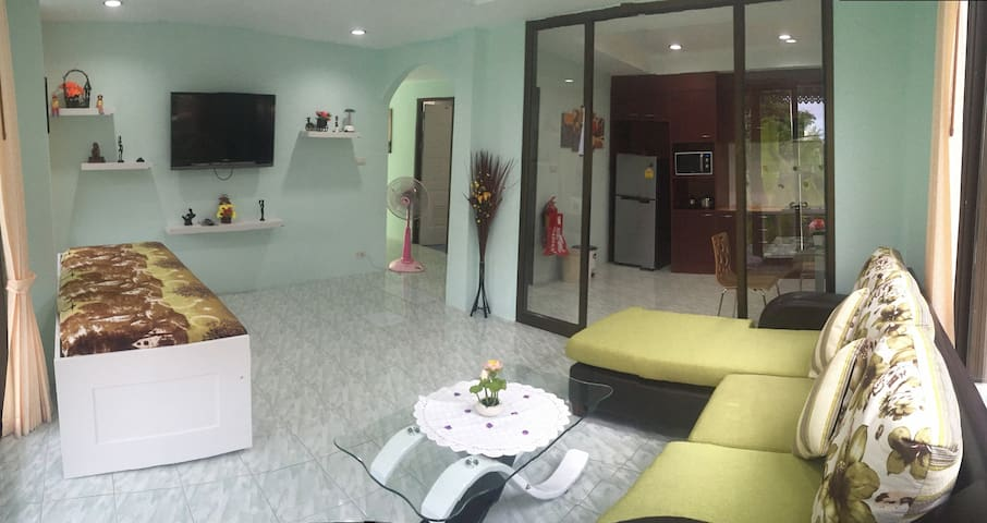 Big Cosy Apartment (100 Sqm) Lamai Beach Koh Samui - Ko Samui - Departamento