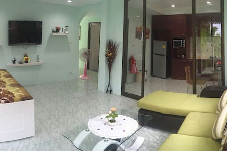 Big Cosy Apartment (100 Sqm) Lamai Beach Koh Samui - Ko Samui - Byt