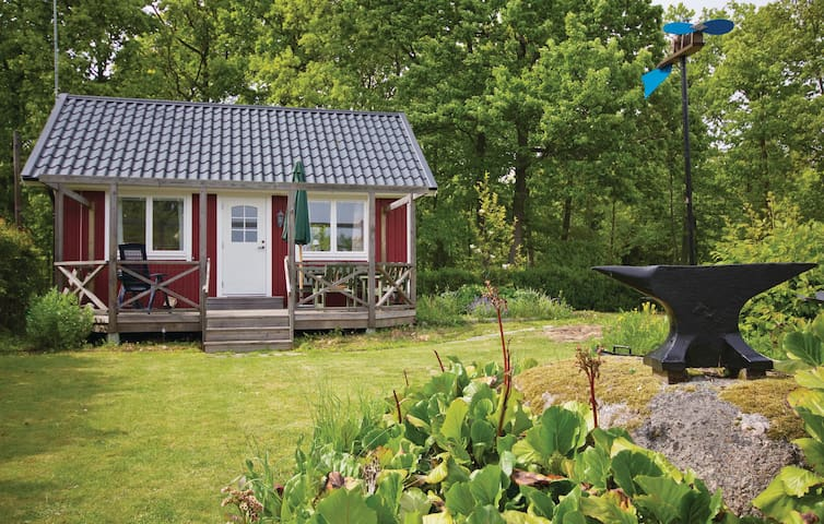 Holiday cottage with 1 bedroom on 30 m² in Ronneby
