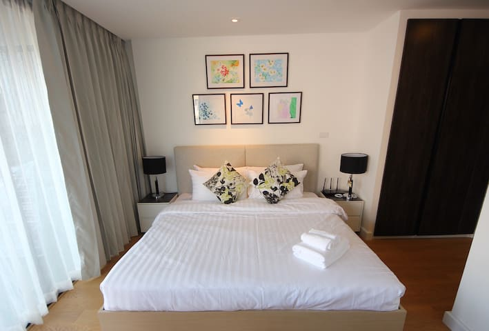 Forget me not-Unforgettable VacationRoom in Nimman - Su Thep - Apartment