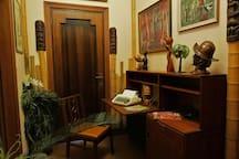 Tiki Calypso office with wifi