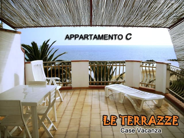 "Apartment C - Vacation homes - B&B ""Le Terrazze"""