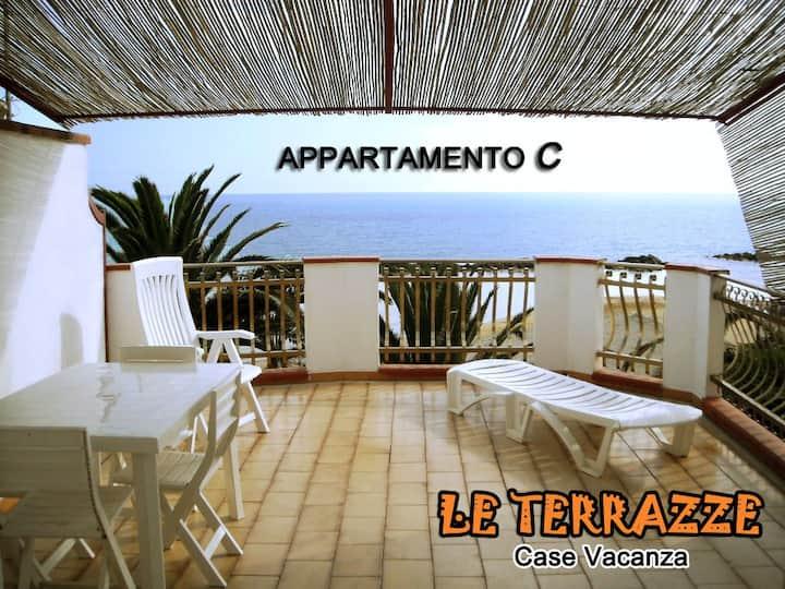 "Apartment C - Vacation homes - B&B ""Le Terrazze"""