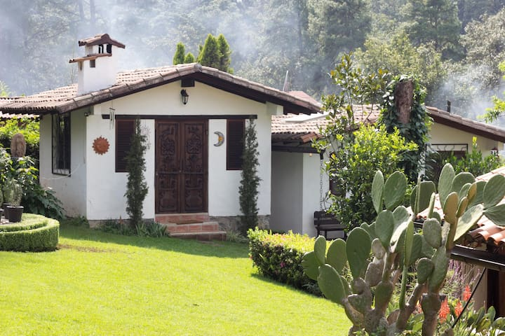 7 Lunas - Bed & Breakfast / Temascal - Valle de Bravo