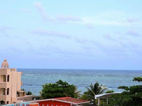Bonito Loft cerca de la Playa,todos los Servicios