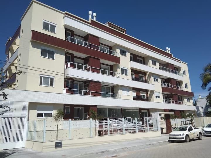 Lindo apartamento novíssimo em Canasvieiras