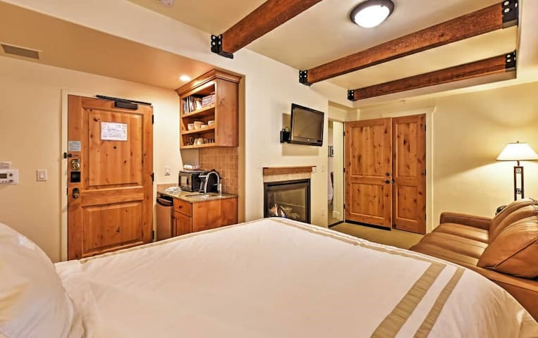 Cozy Studio Suite - Park City - Condominio