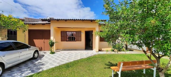 Casa Imbé/Tramandaí Ampla 3 qrtos WI-FI