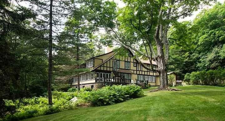 Mansion in The Catskills