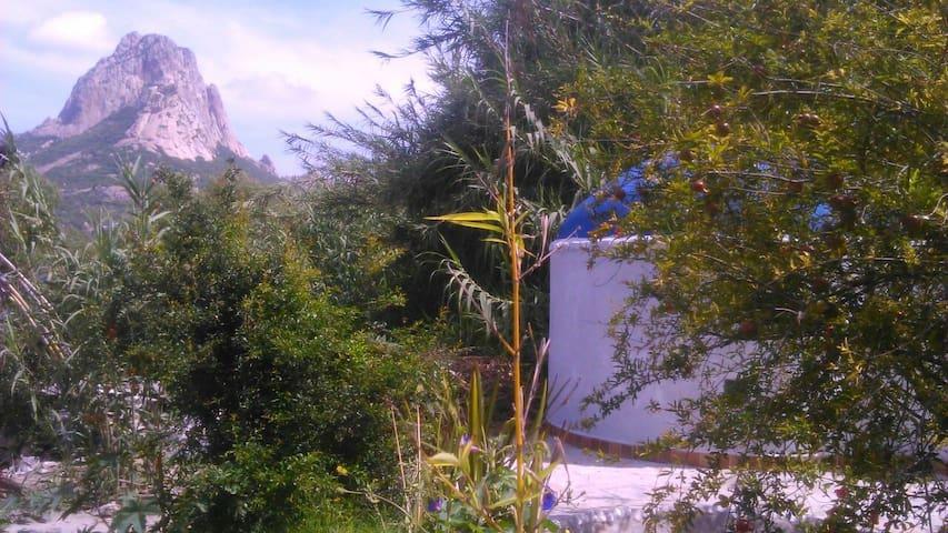 Experiencia de Temazcal con hospedaje para cuatro - Bernal - Villa