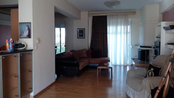 Cosy apartment few steps away from Volos center