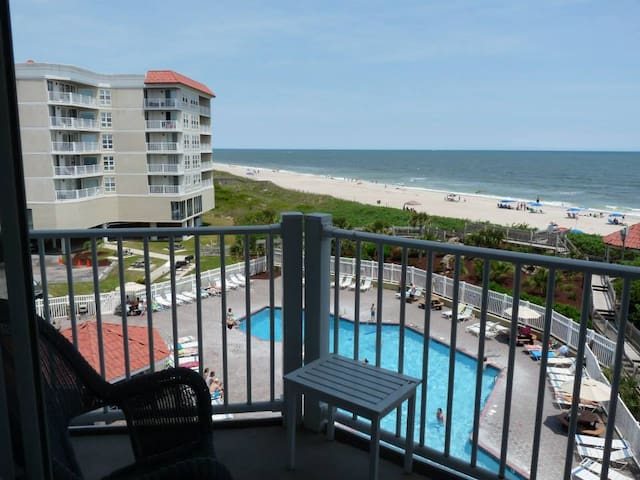 Ocean Front Beauty on North Topsail Island! - North Topsail Beach