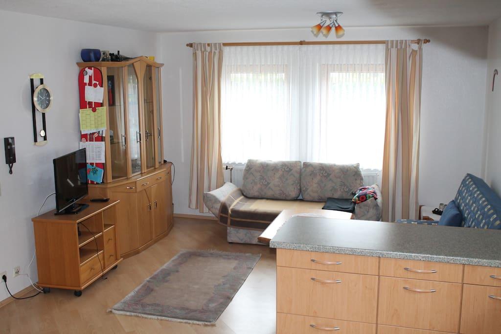 kleine gem tliche wohnung wohnungen zur miete in br unlingen baden w rttemberg deutschland. Black Bedroom Furniture Sets. Home Design Ideas