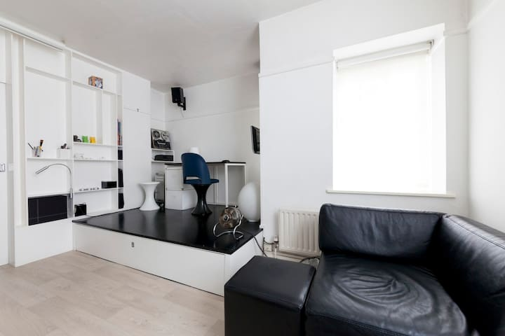 Studio Flat, Central London, Bloomsbury