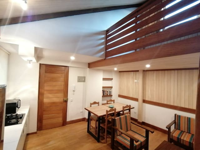 Warm and spacious 1 BR APT in Urubamba centre.