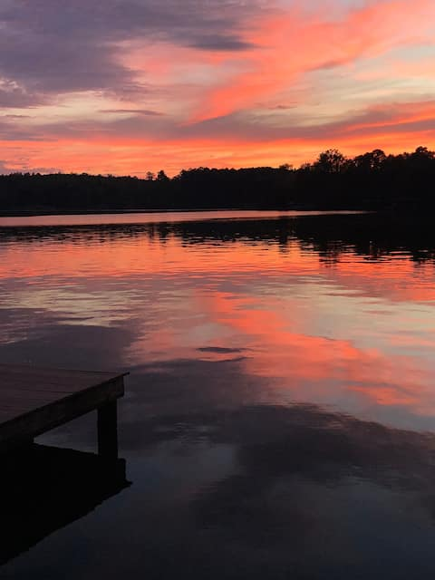 Serentity on Lake Sinclair in GA's Lake Country