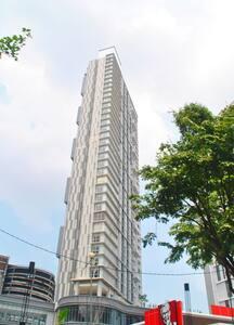NORA Luxury 2BR Apartemen at Central Surabaya