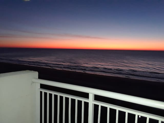 6:40 am from my balcony