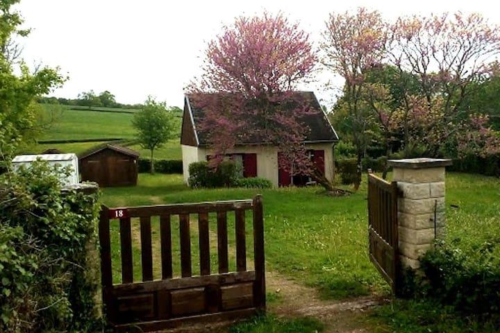 La p'tite maison de Dompierre