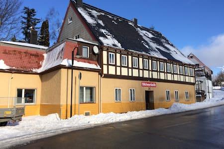 Ferienhaus Kaufmanns Cafe - Oberwiesenthal