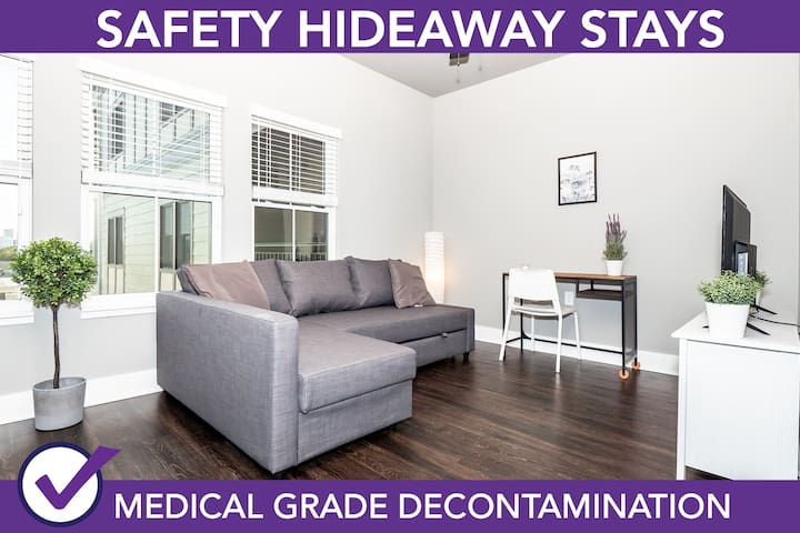 Beeker #416 · Safety Hideaway - Medical Grade Clean Home 26