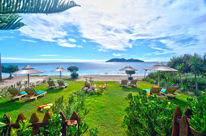 Andriana Villa with  mini pool and spa