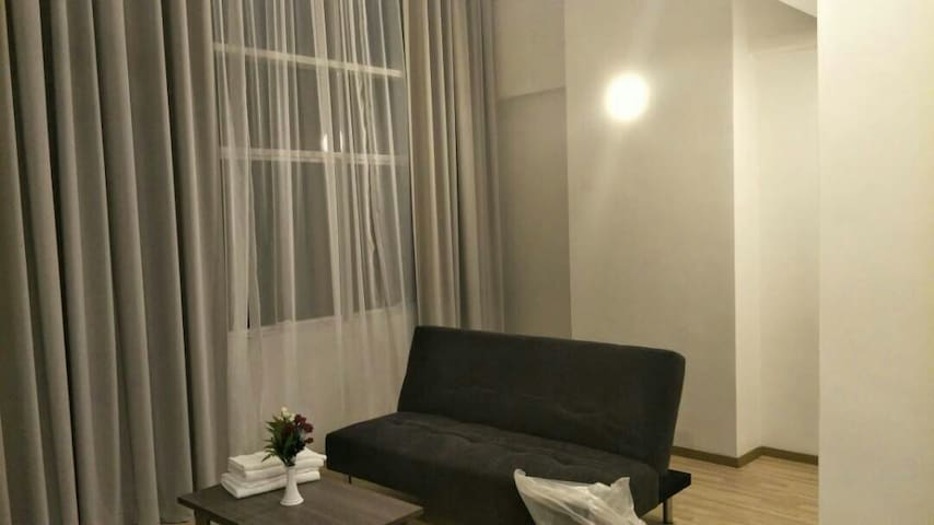 2 Bedrooms/2Baths GloriaSwiss apartment, Melaka