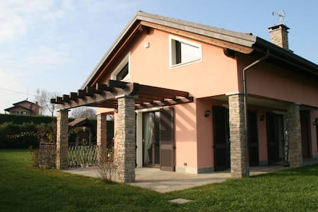 Country house  for golfers & families - Agrate Conturbia - Villa - 1