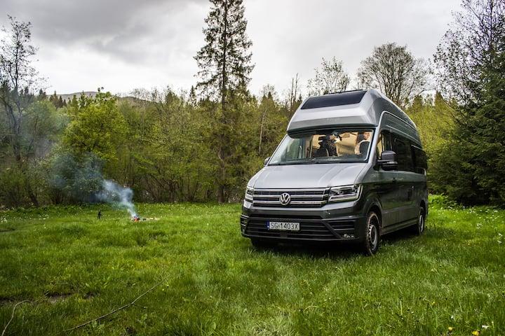 Campervan VW Grand California
