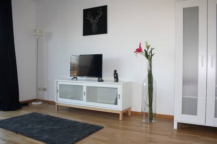 35qm Apartment Düsseldorf-Airport