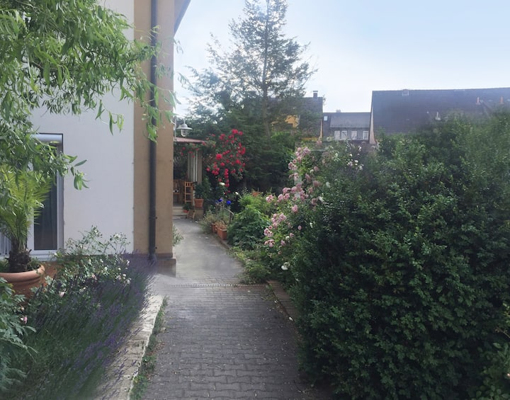 Stadtwohnung mit Flair in Sulzbach-Rosenberg