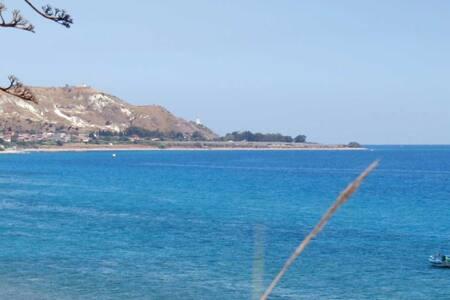 'U Palizzotu: B&b along the Ionic Calabrian coast!