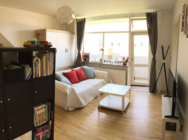 Cozy and sunny apartment 15min from Cph Center - Dyssegård - Wohnung