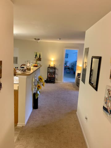 Spacious and Clean Apartment for Rent