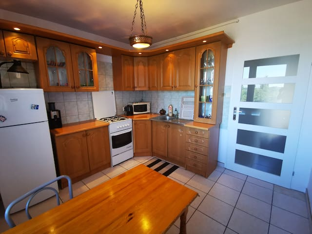 Spacious lovely Flat in Wroclaw (Old Town)