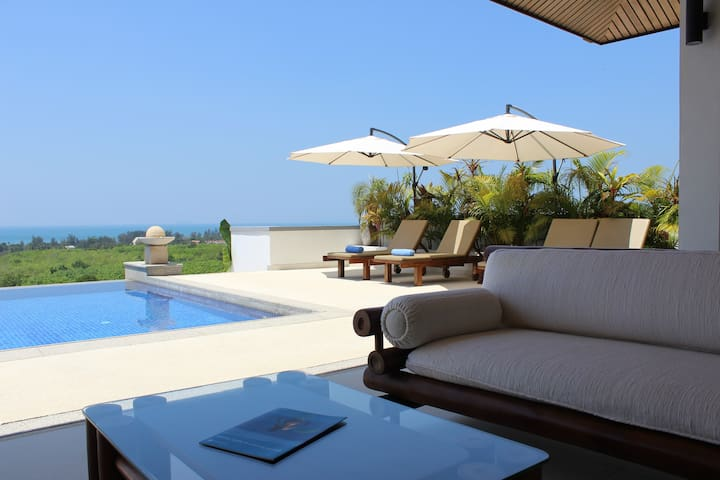 Kulraya Villas - Luxury Serviced Pool Villas - Ko Lanta - Villa