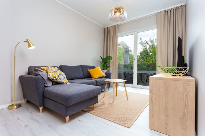 Brand new homey apartement