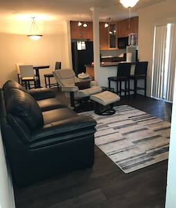 Nice living room with Sleeper sofa - Port Orange