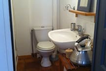 SDB et toilette